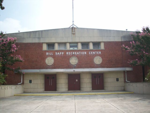Bill Sapp Rec Center